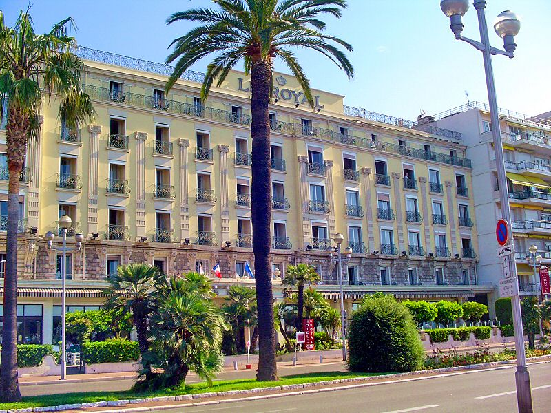 L hôtel Le Royal -