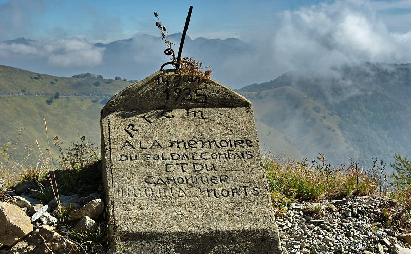 Les traces militaires vont devenir omniprésentes - Military marks will join all your route now